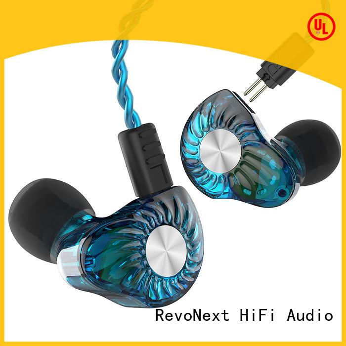 RevoNext best valued hifi earphones factory for promotion