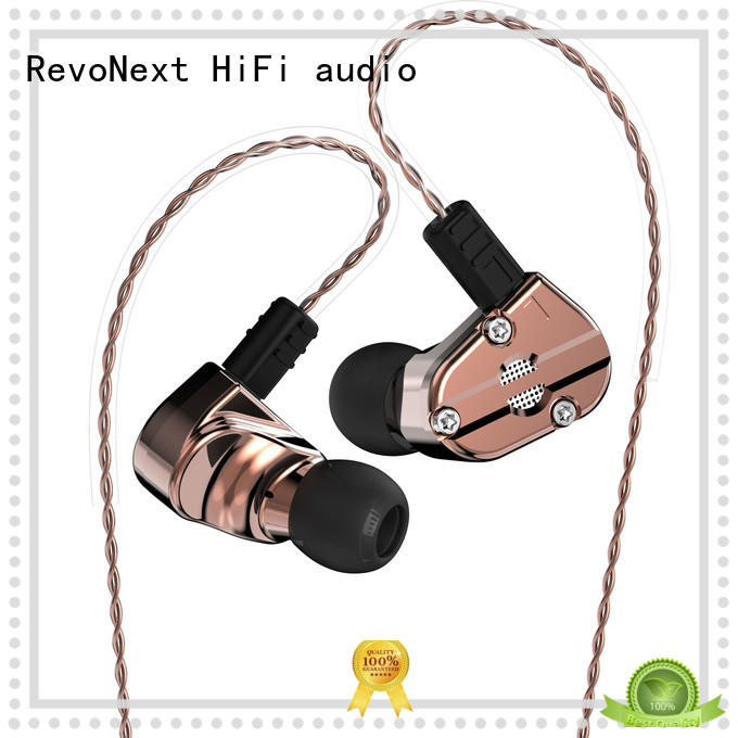 headphone quad inear best buy in ear headphones drivers RevoNext Brand