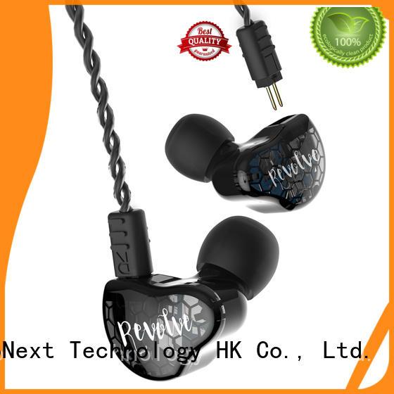 Custom inear best buy in ear headphones triple RevoNext