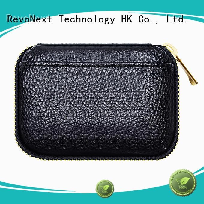RevoNext headphones earbud carrying case supply for school