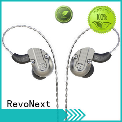 RevoNext professional high quality earphones supply for music