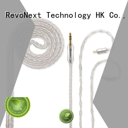 RevoNext in head headphones headset pouch in ear monitor for firness room