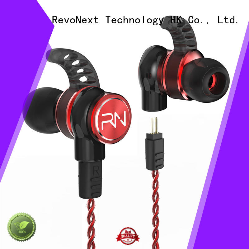RevoNext comfortable wear in ear earbuds for sale for firness room