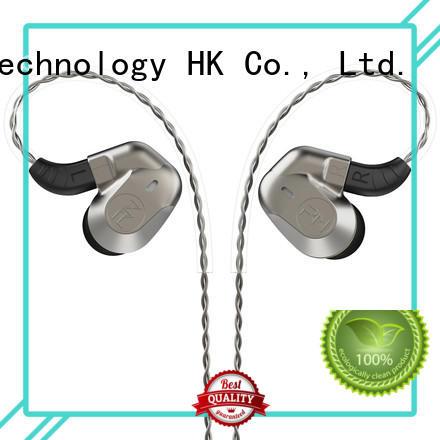 best in ear headphones for music quad for office RevoNext