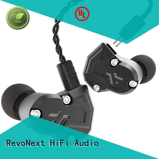 RevoNext Brand triple inear quad best buy in ear headphones manufacture