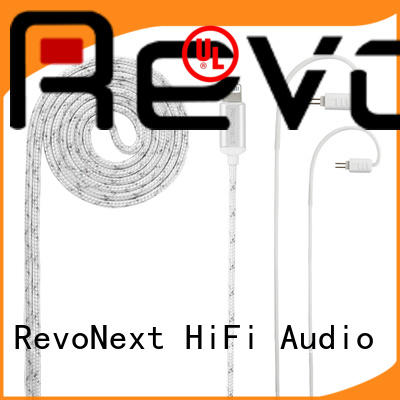 RevoNext quality headphone cable factory for sale