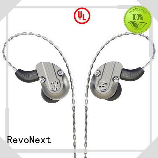 RevoNext quad driver earphones best manufacturer for sale