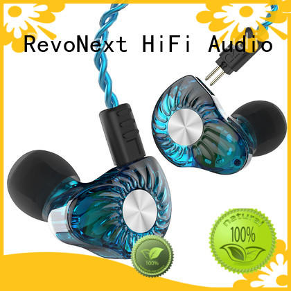 RevoNext dual bluetooth headphones with cable for sale for jogging