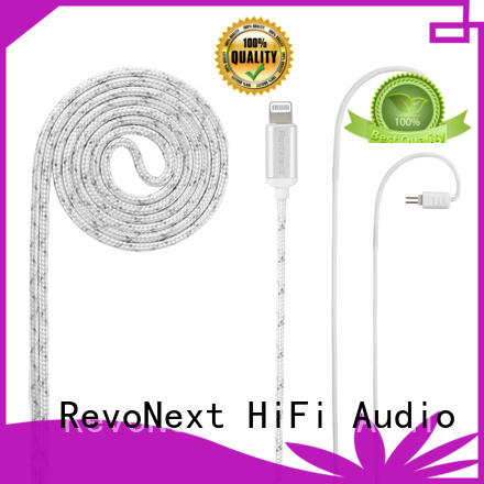 RevoNext top quality in ear headphones with strong cable series for hifi