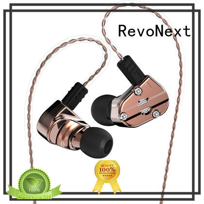 RevoNext drivers best in ear headphones with mic best manufacturer for jogging