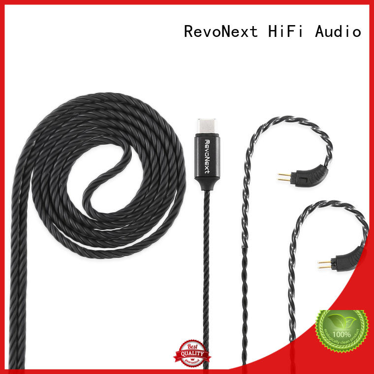 high quality bluetooth headphones cable plated company for earbuds