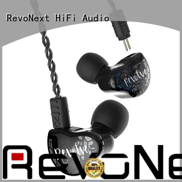best valued quad driver earphones rx6 factory price for school