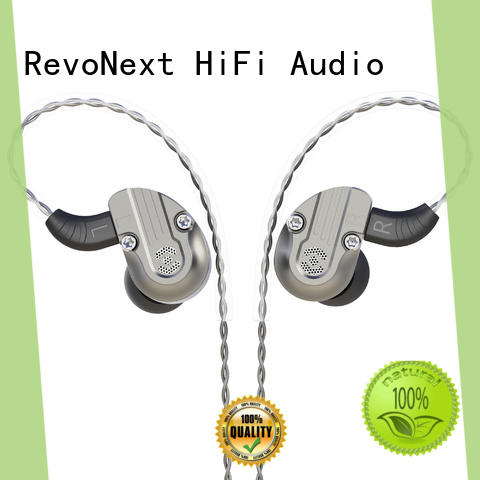 RevoNext headphone high quality in ear headphones earbuds for gym centre