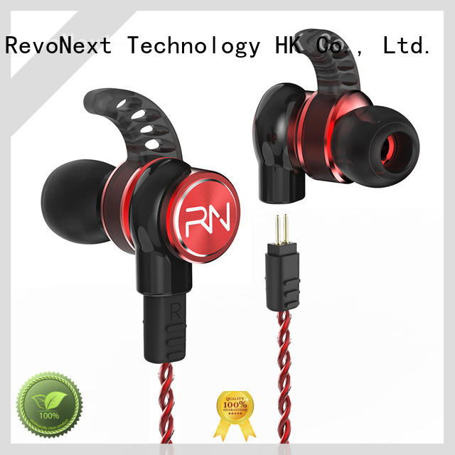 RX6 Dual Drivers In-Ear Earphones