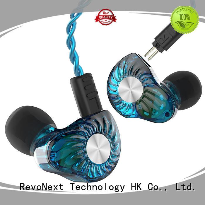 RevoNext qt3s detachable cable headphones inquire now for gym centre