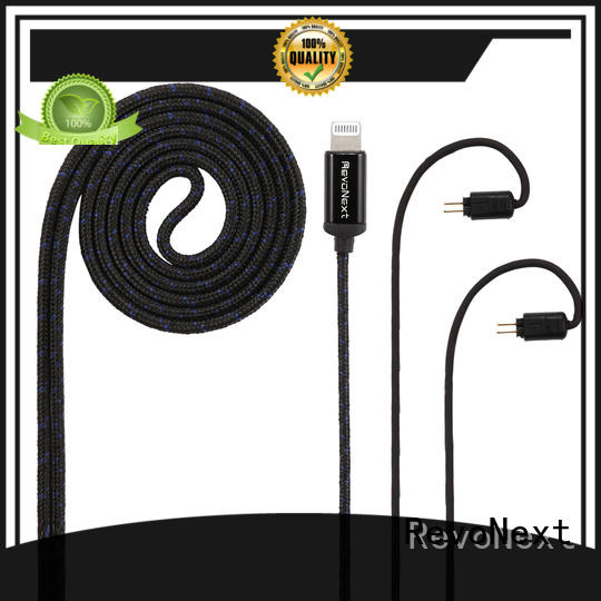 RevoNext popular best earphone cable inquire now for audio