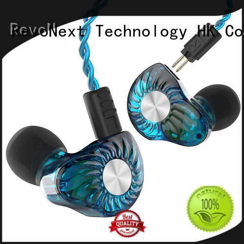 RX8 Dual Drivers In-Ear Headphone