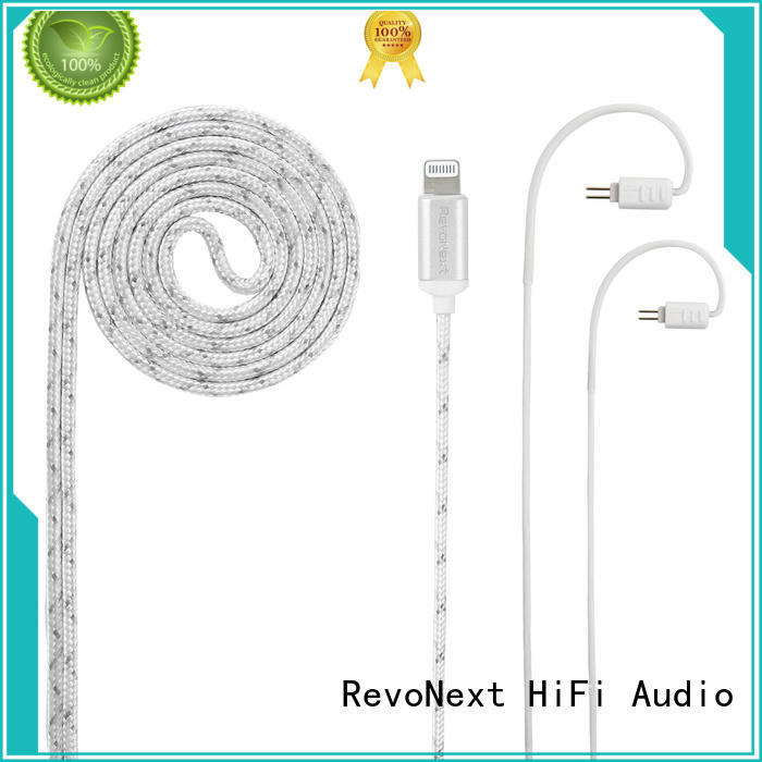 RevoNext durable silicone earphone case supply for office