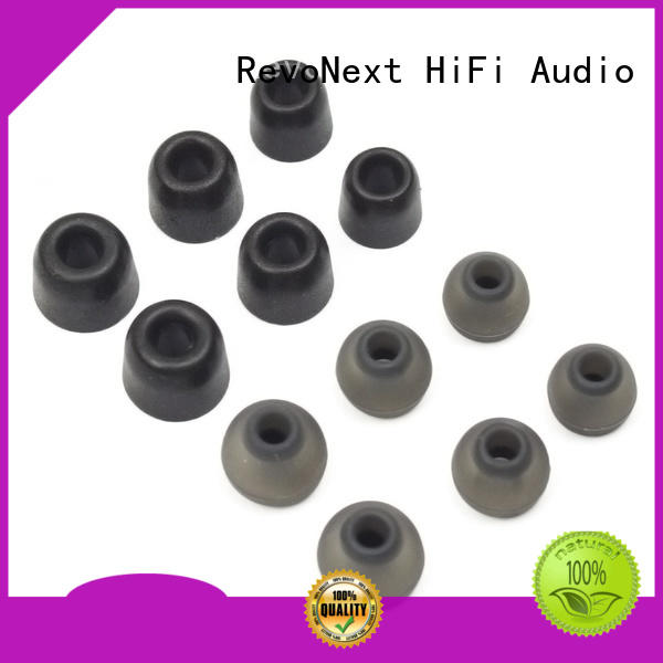 cable silicone earbud case carrying for sport RevoNext