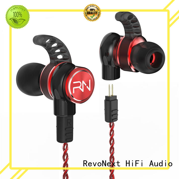 Custom quad inear best buy in ear headphones RevoNext drivers