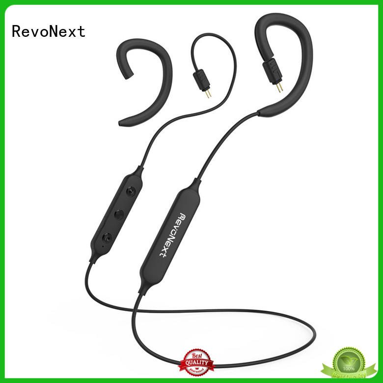 RevoNext top selling bluetooth headphones with detachable cable best supplier bulk buy