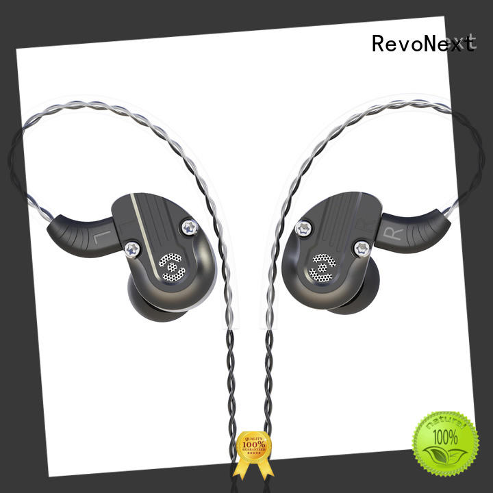 RevoNext latest in ear headphones with mic with good price for office