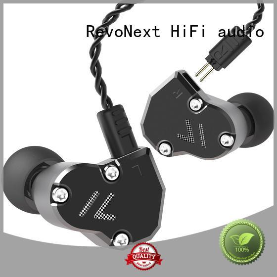 top ten in ear headphones triple headphone best buy in ear headphones inear RevoNext Brand