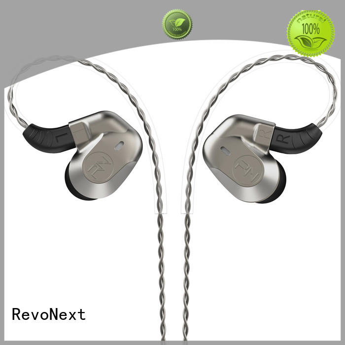 hifi sound effect bluetooth headphones with cable in ear monitor for home