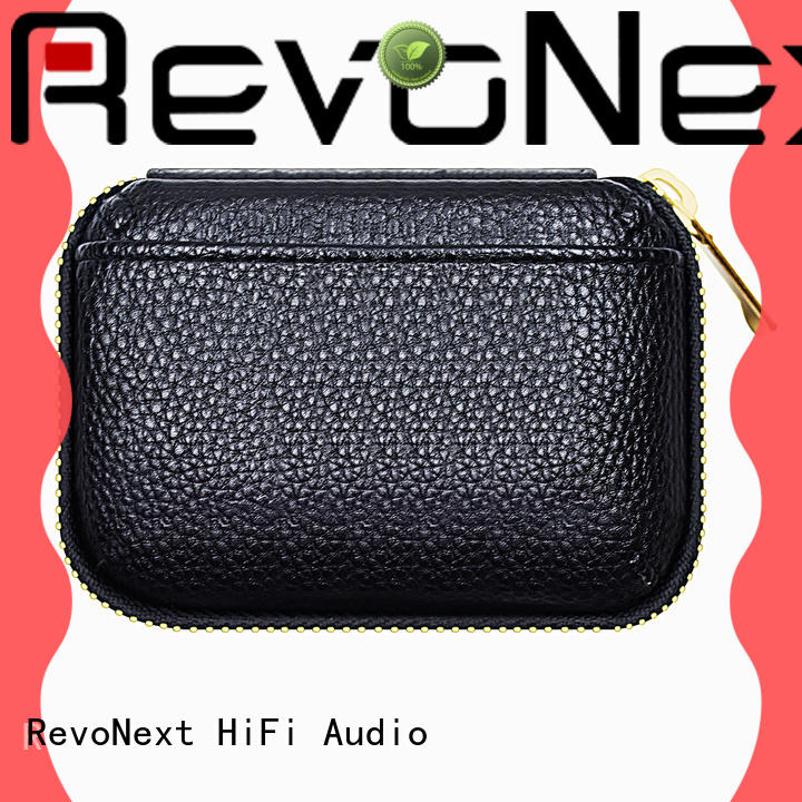 RevoNext promotional earphone carrying case wholesale for earphone
