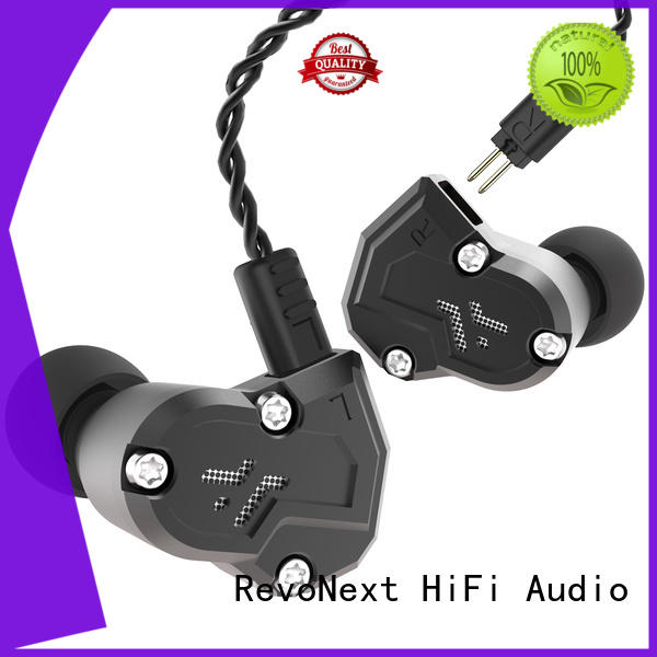 RevoNext best in ear headset in ear monitor for office