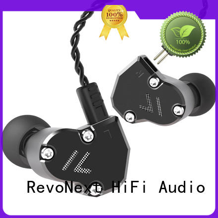 RevoNext best in ear earbuds triple for gym centre