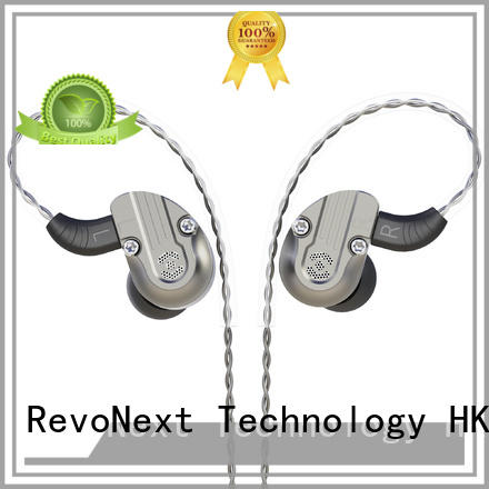 RevoNext comfortable wear top headphone brands from China for gym centre