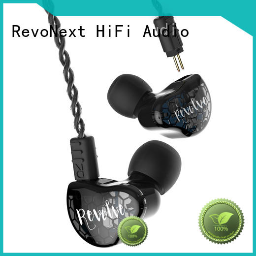RevoNext qt3s best rated in ear headphones supply for home
