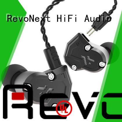 RevoNext worldwide best hifi in ear headphones inquire now for school