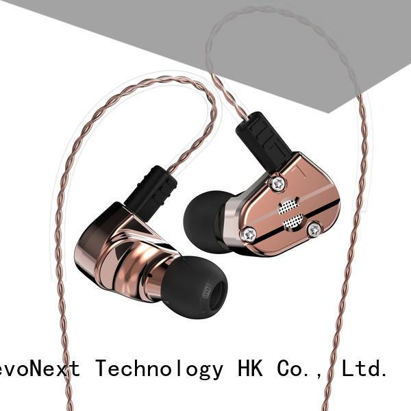 earphones good in ear earphones dual for school RevoNext