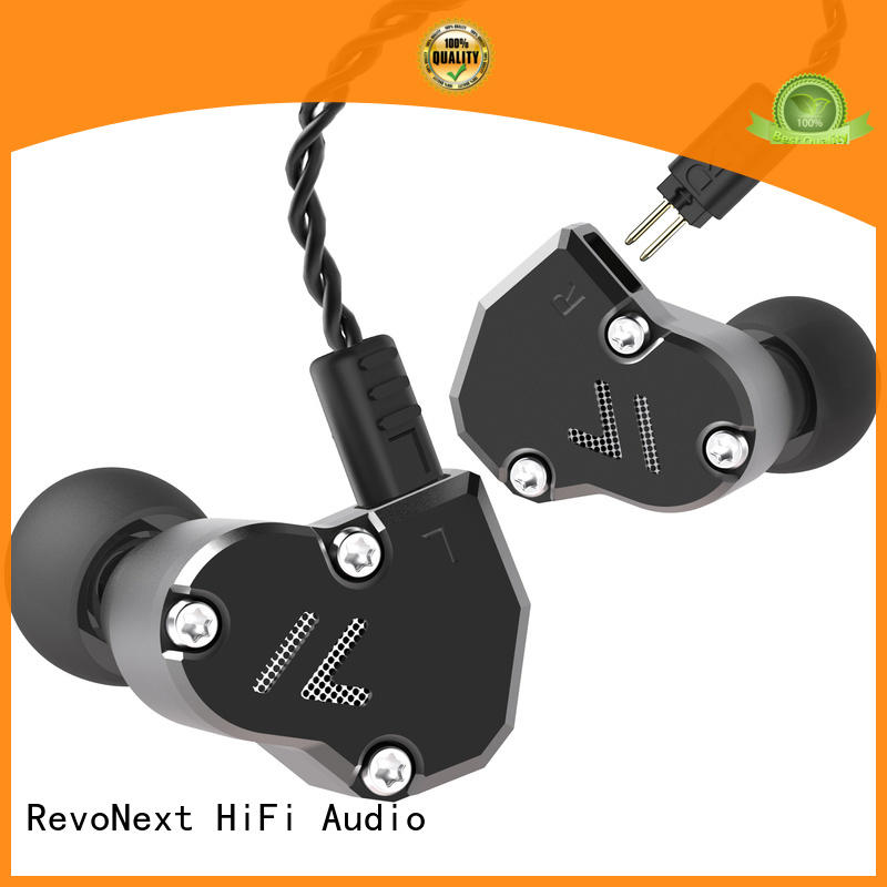 RevoNext reliable quad driver in ear headphones suppliers bulk buy