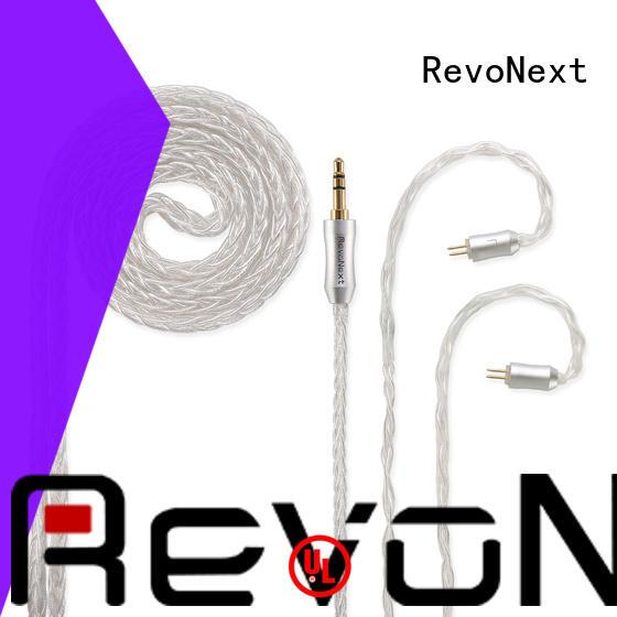 RevoNext case dual headphone cable bulk buy for promotion