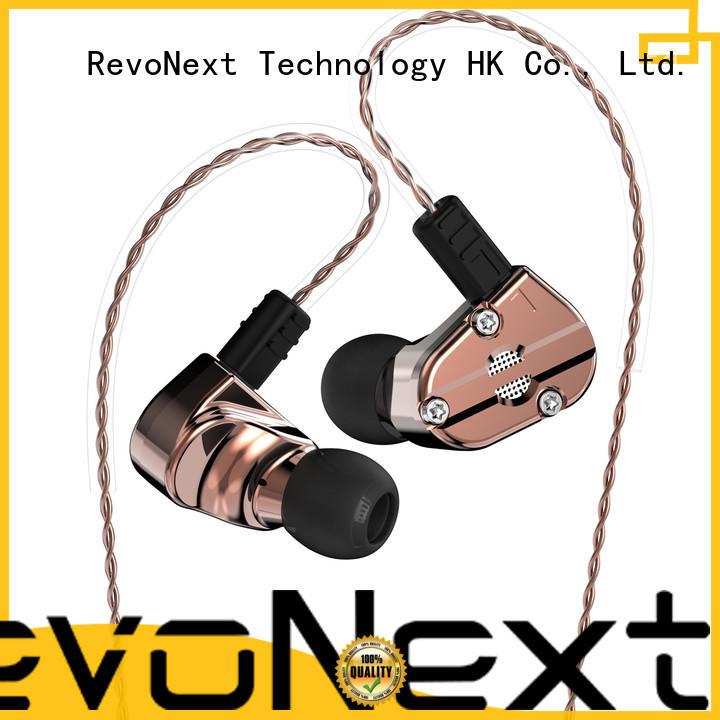 RevoNext qt3s in ear headset bulk buy for firness room