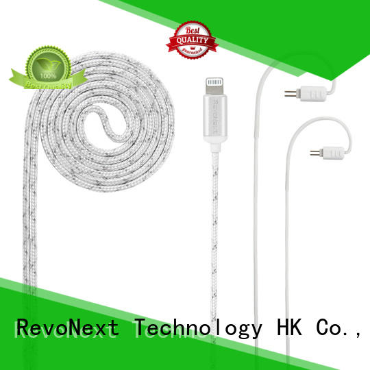 RevoNext best earphone cable manufacturer for sale