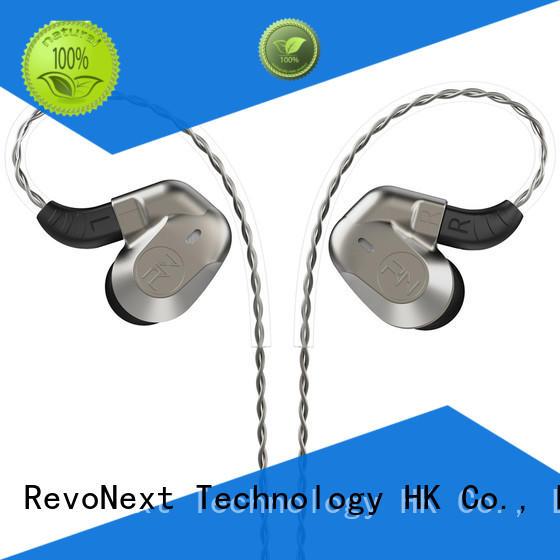 RevoNext stable best cheap in ear headphones bulk buy for sport