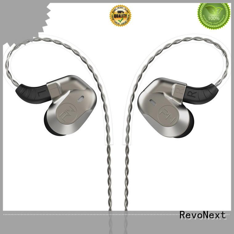 RevoNext worldwide top in ear headphones directly sale bulk production