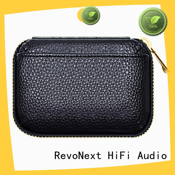 RevoNext carrying earphone pouch supply for sport