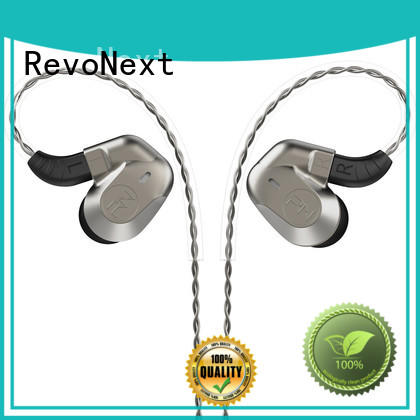 RevoNext durable best on ear headphones bulk buy for school