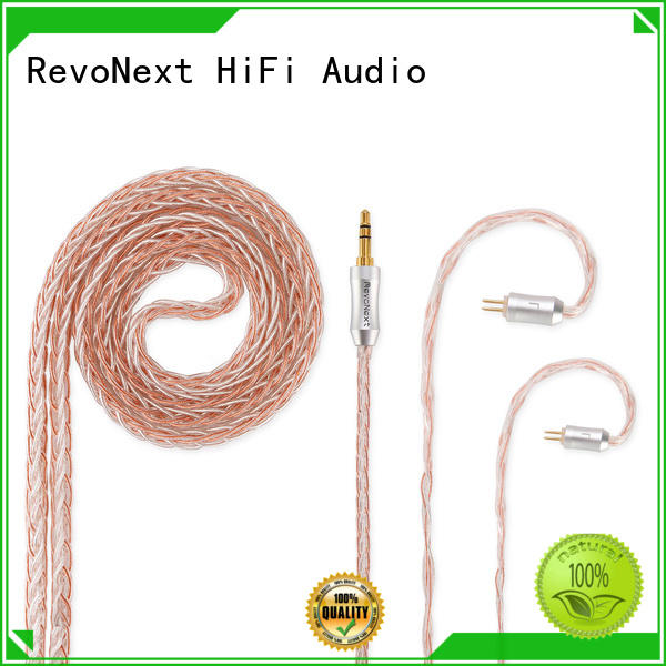 RevoNext cost-effective earphone cable factory price