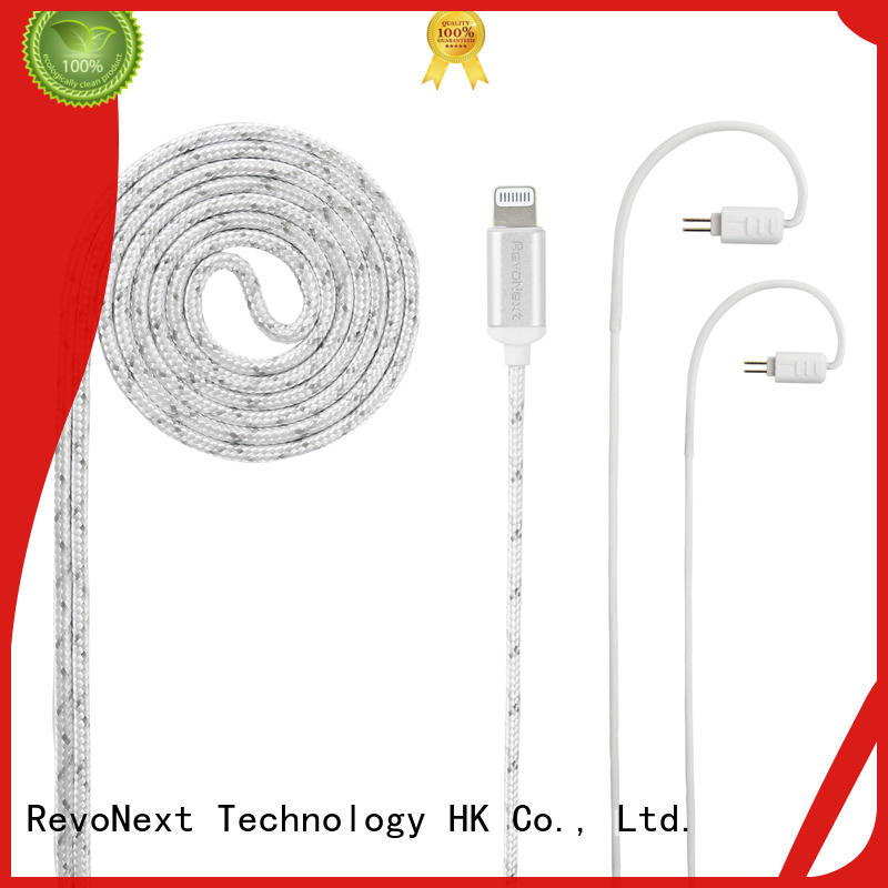 RevoNext reliable earbud cable best manufacturer for earbuds