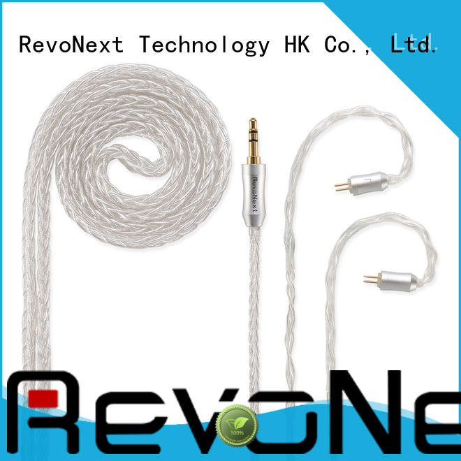 popular best headphone cable earphone suppliers for hifi
