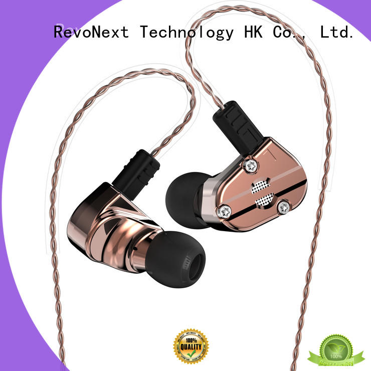 hifi sound effect headset in ear qt3s factory price for music