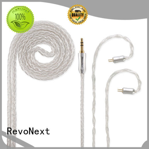 RevoNext durable hifi in ear headphones supplier for headphone