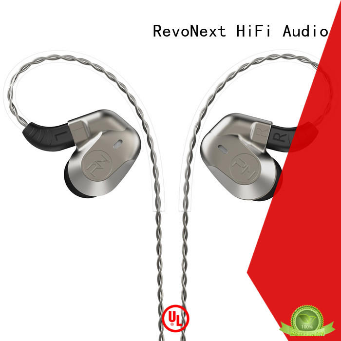 RevoNext comfortable wear hi fi earbuds with good price for music