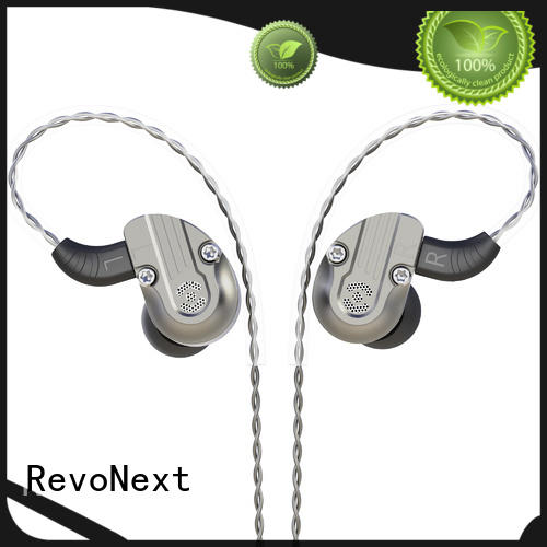 RevoNext factory price quad driver in ear headphones inquire now for jogging